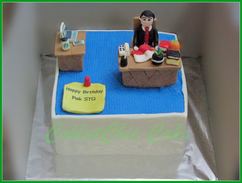 Cake at office PAK STG 18 cm