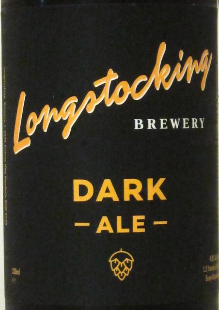 Longstocking Brewery Dark Ale