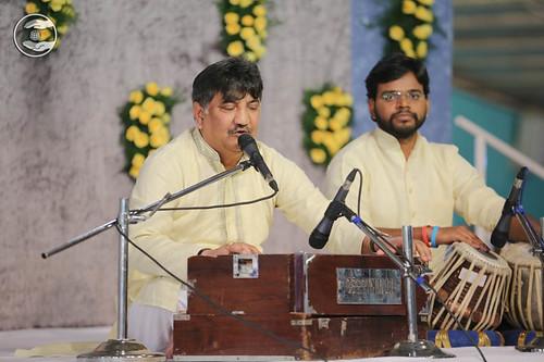 Devotional song by Arvind Kumar from Jammu JK