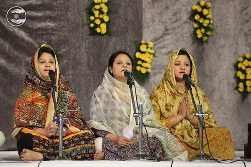 Devotional song by Varsha and Saathi from Bhogal DL