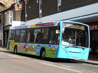 Arriva North East: 1331 YJ09CVD (Adventure Valley Branded) Alexander Dennis Enviro 200