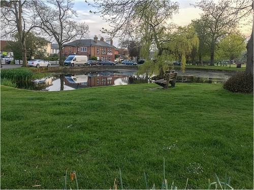 Godstone Pond 18 Apr