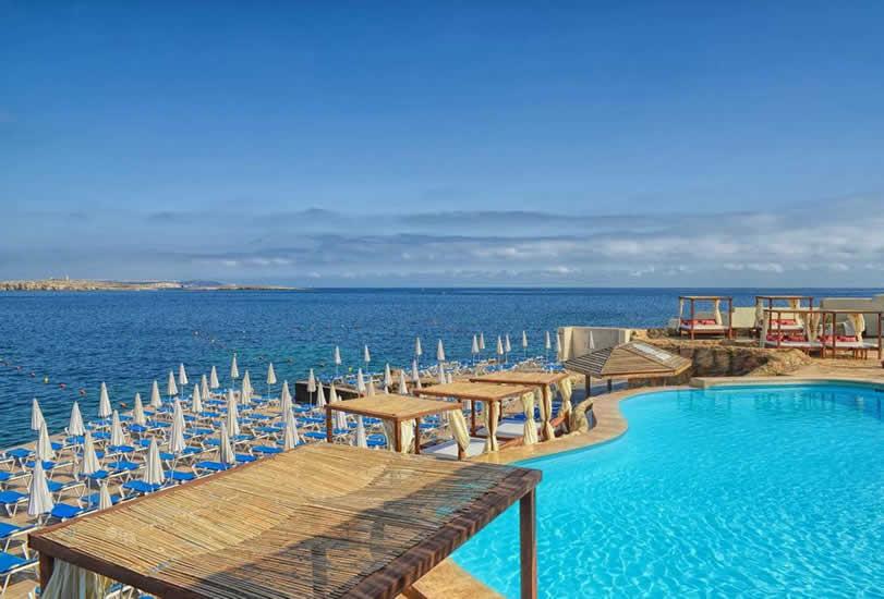 Malta met kinderen: Dolmen Resort