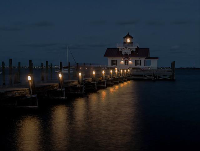 Roanoke Marshes Light*