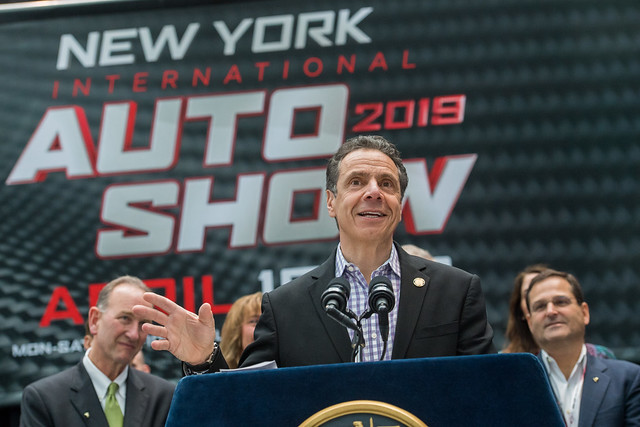 Governor Cuomo Announces Creation of Task Force to Train Technicians for Jobs in the Auto Industry
