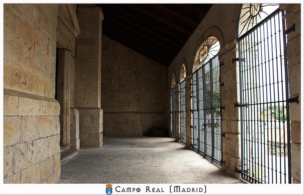 Iglesia de Nuestra Señora del Castillo en Campo Real de Madrid