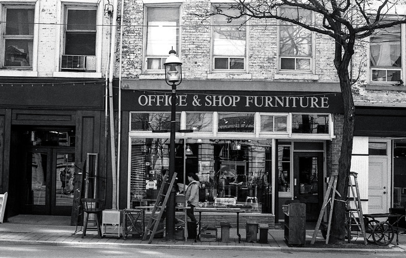 Office and Shop Furniture_