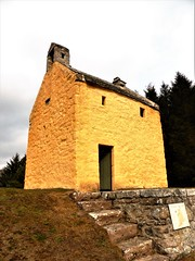 Old bell tower, Ardclach