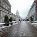 Winter at Marche Bonsecours in Montreal, Canada by ` Toshio '