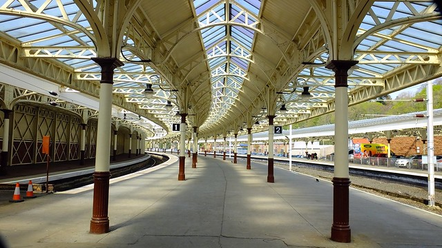 Wemyss Bay Station 09