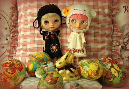 Happy easter dear flickr-friends!
