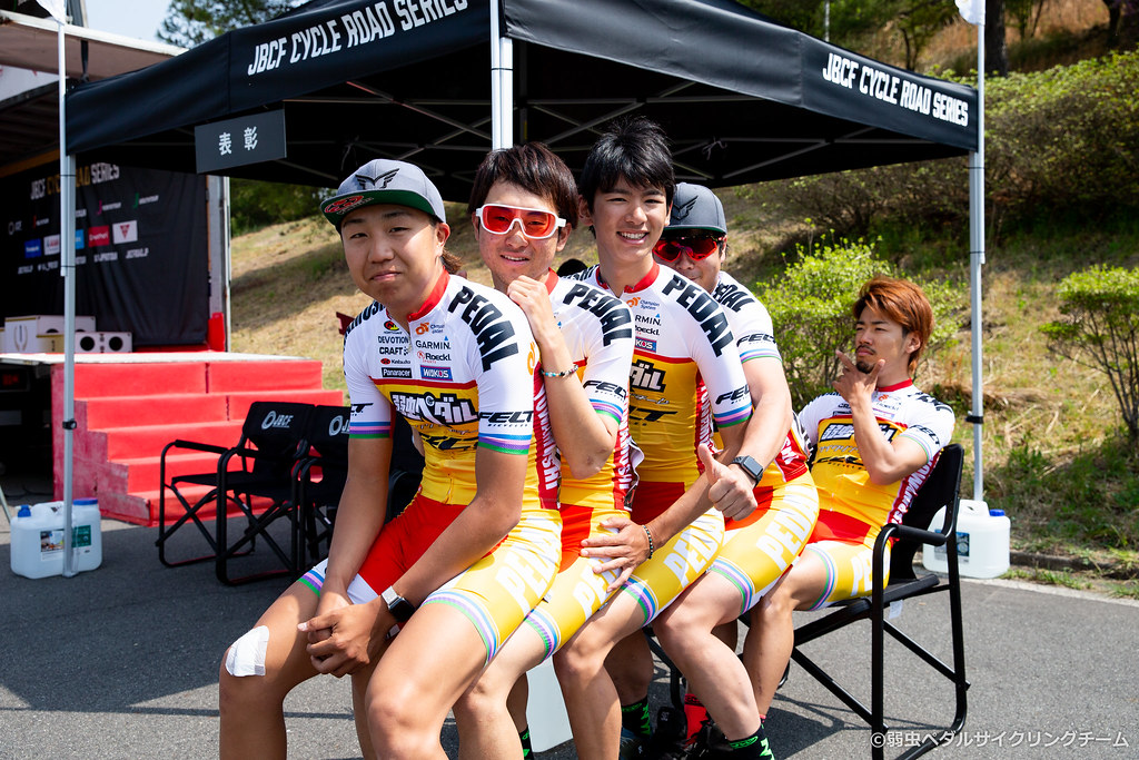 PHOTO: yowamushipedal cyclingteam