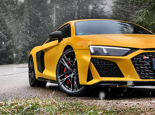 Essai Audi R8 V10 Performance 2019 - Supercars | by dsgforever