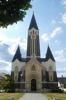 Kostel Nejsvětějšího Srdce Páně | by Entenfang1