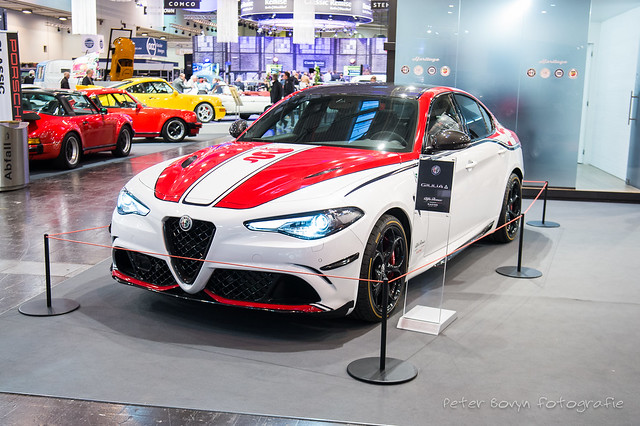 Alfa-Romeo Giulia Quadrifoglio Racing Limited Edition