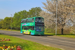 Go North East Tyne Valley Ten 6047 / NK12 GCY
