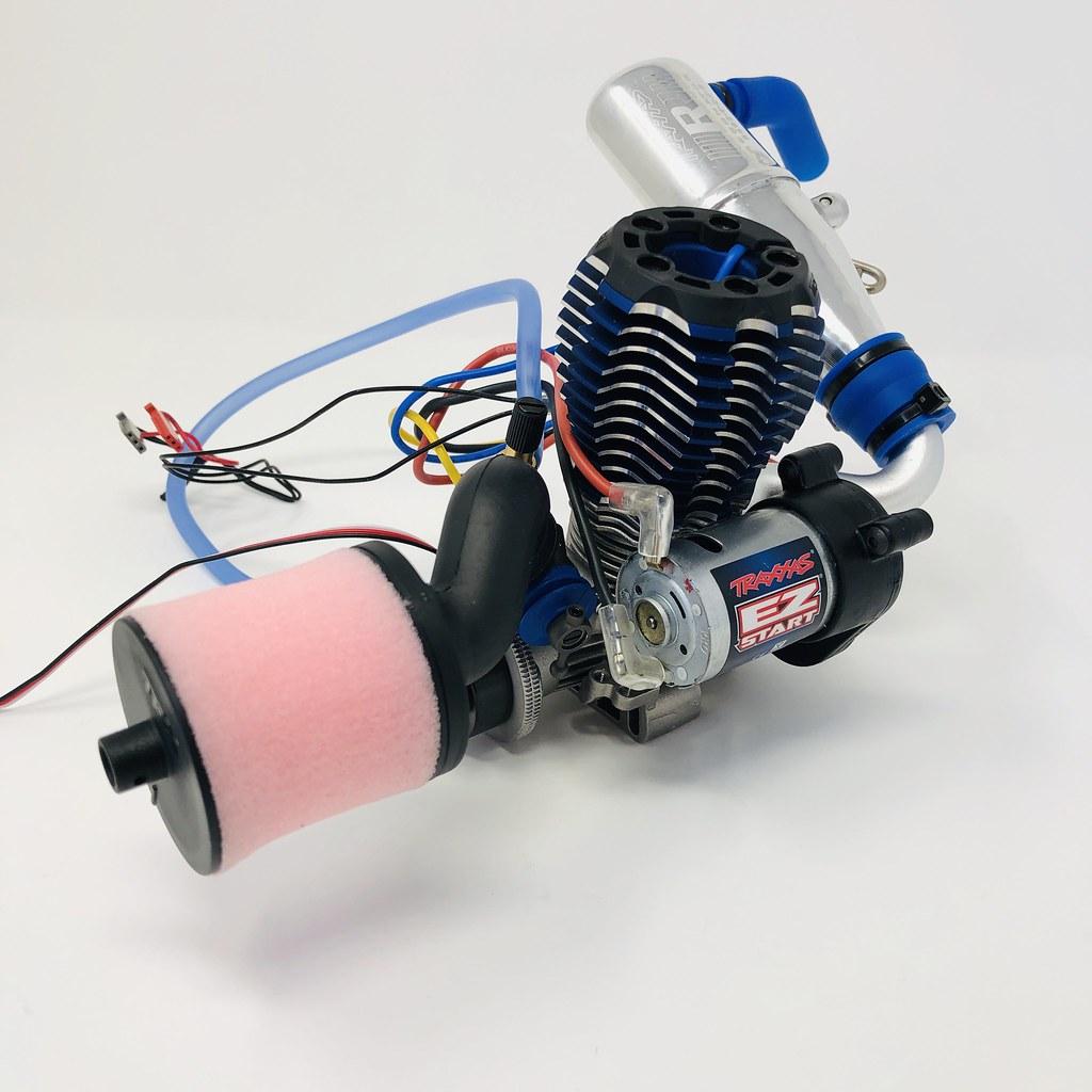 R.O.A.R d legal Resonator TRAXXAS 0TX5493 Tuned pipe