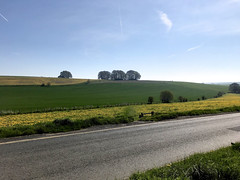 View of Barrows from East Kennett Ave