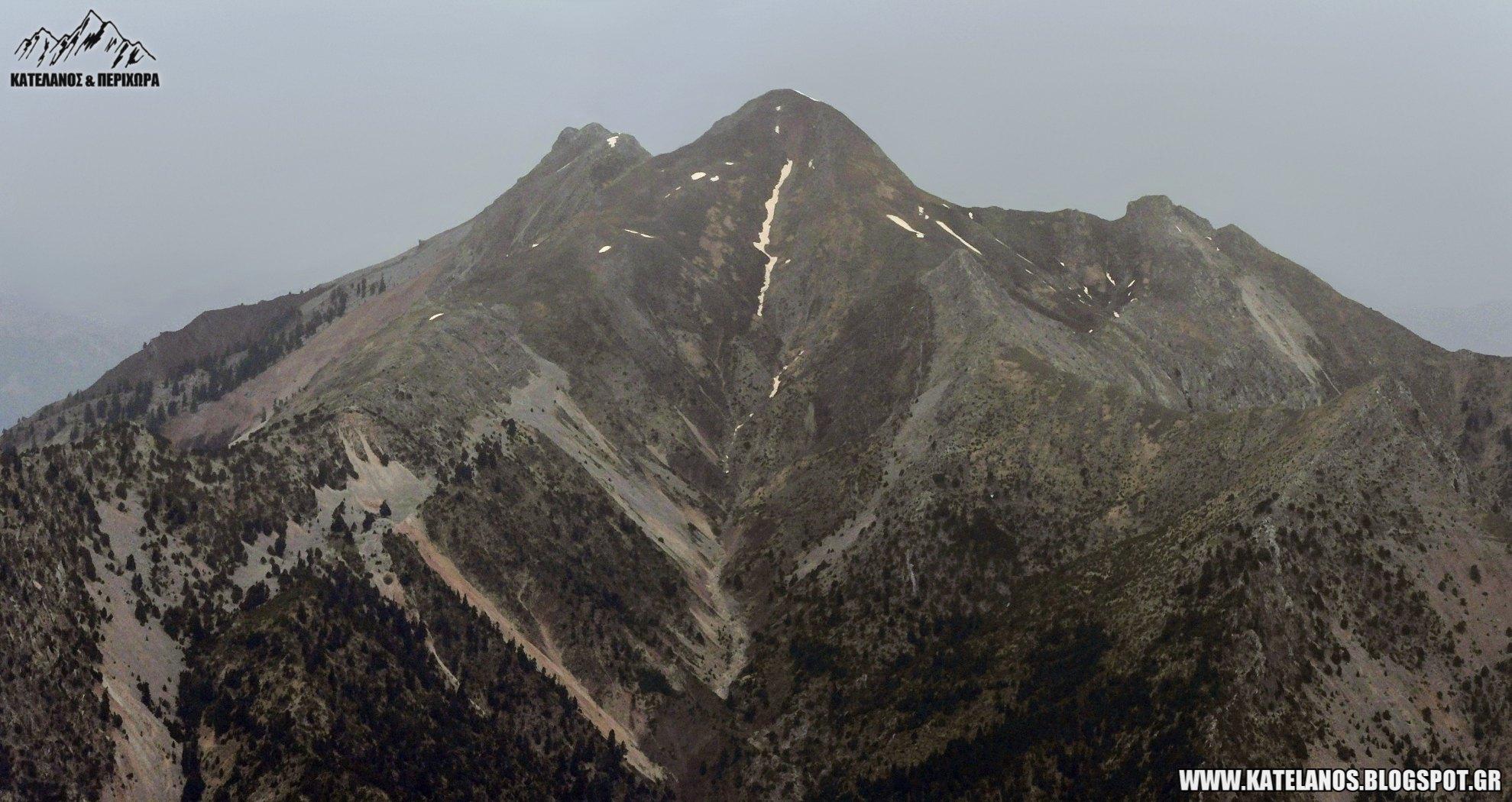 χελιδονα ευρυτανιας βουνο νοτια πλευρα
