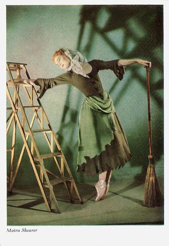 Moira Shearer in Cinderella (1948)