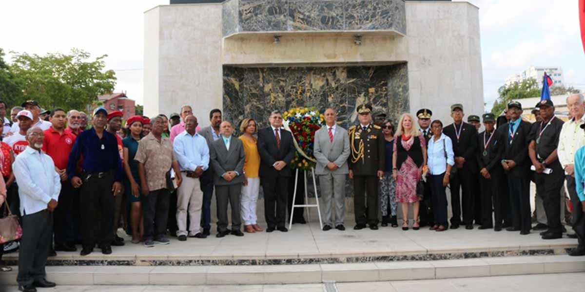 Conmemoran en República Dominicana 209 Aniversario de la proclamación de la Independencia de Venezuela