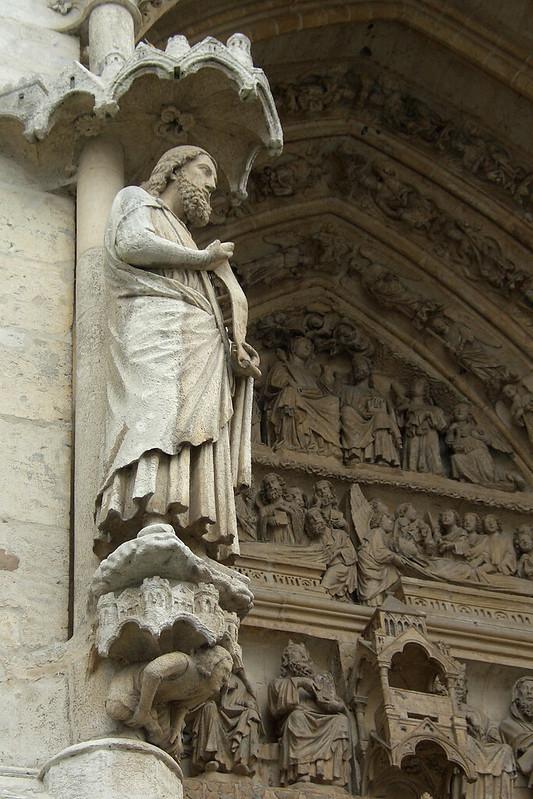 Амьенский собор, Франция