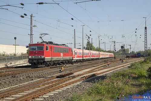 155 049 MEG + 610 508 + 610 518 + 610 503 . 92042 . Düsseldorf Rath . 21.04.19.