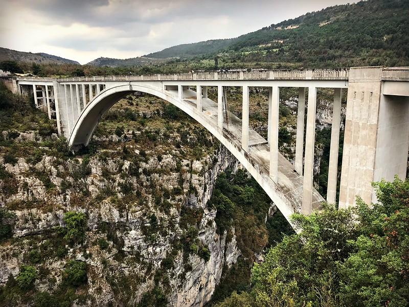 Gorges du Verdon - road trip linda na Provence
