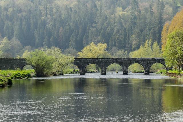 The bridge at Inistioge