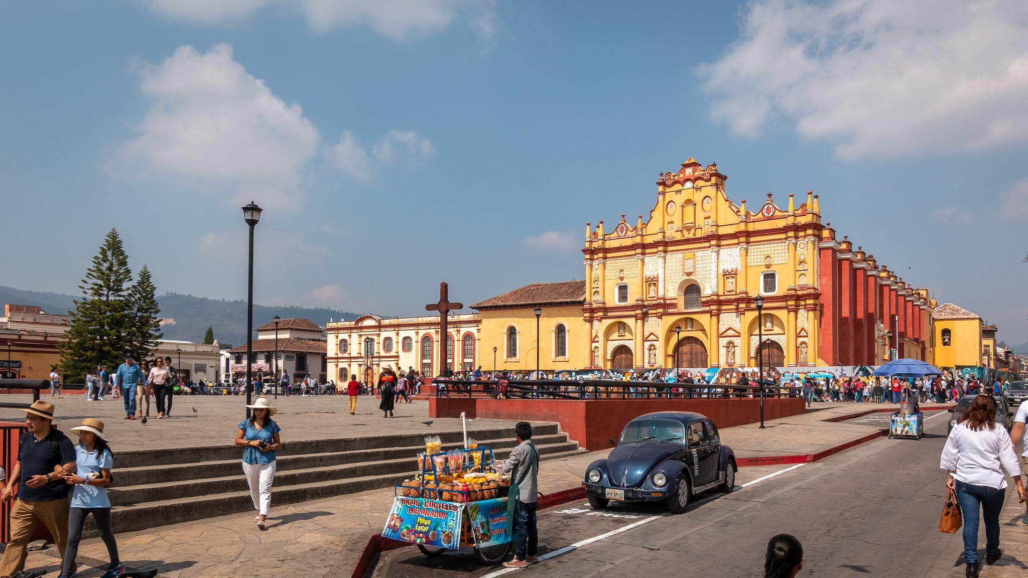 San Cristóbal de Las Casas - Chiapas - [Mexique]