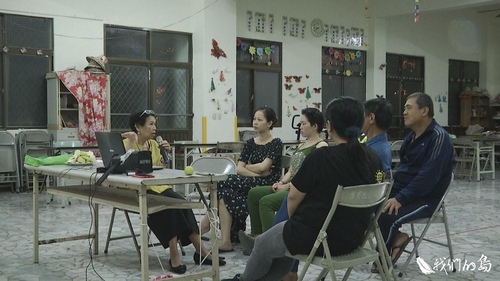 1001-2-43阮紅艷參加屏東縣好好婦權會開設的農業課程。