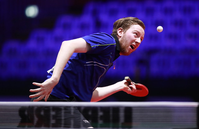 Day 1 - 2019 World Table Tennis Championships