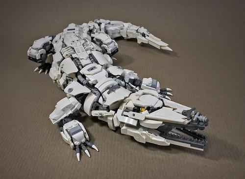 LEGO Mecha Crocodile Mk2-01