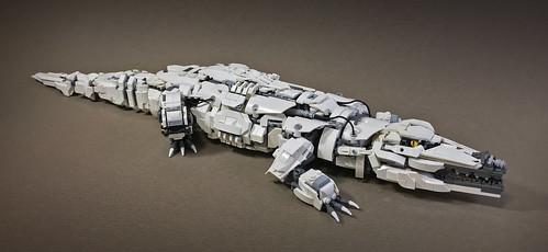 LEGO Mecha Crocodile Mk2-05