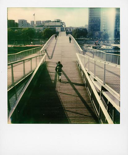 Near the BNF (Paris)