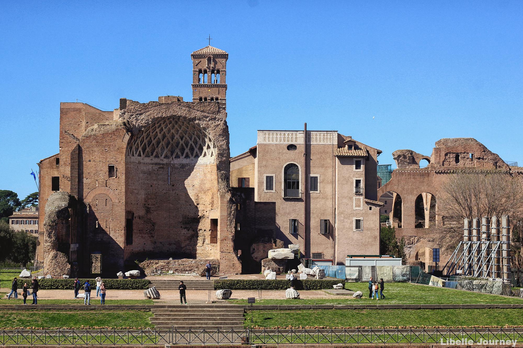 Il Tempo di Venere e Roma