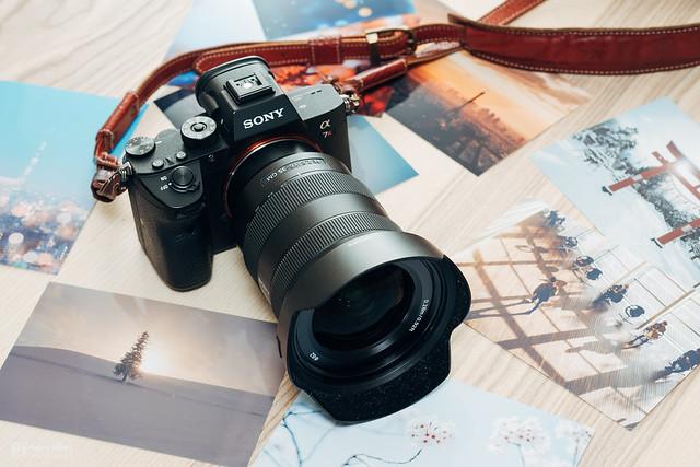 豁然開朗的片刻中:Sony FE 16-35mm F2.8 GM | 70