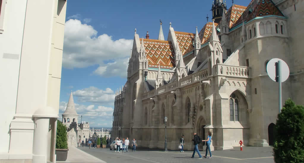 Bezienswaardigheden Boedapest: Mathiaskerk | Mooistestedentrips.nl