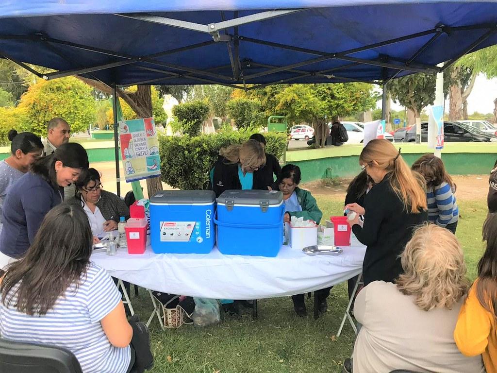 2019-04-22 SALUD: Semana de Vacunación en las Américas