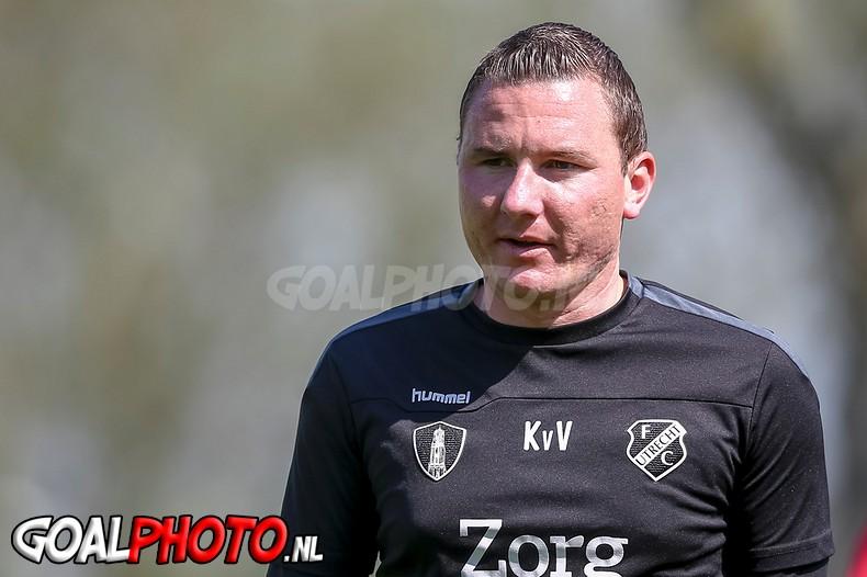 Jong FC Utrecht - FC Volendam 22-04-2019
