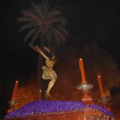 Cristo de la Misericordia. Semana Santa. Huelva.