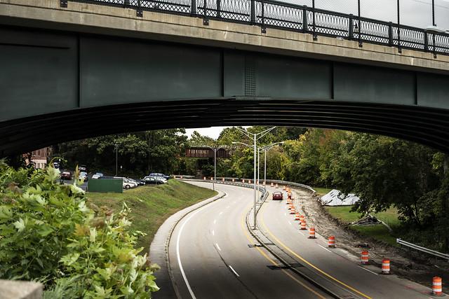 Roadway and Bridge
