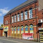 Old building building on St Marys St, Preston