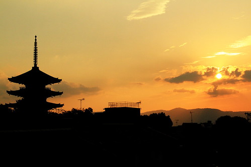 hokanjitemple kodajipark kyoto japan sunset canon eos7d 24105lisusm