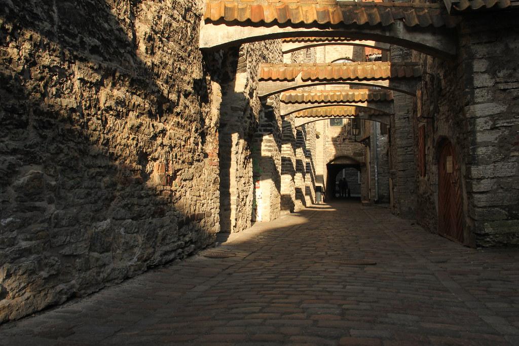 St. Catherine's Passage, Tallinn