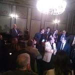 """أ.د أيمن عامر يحضر مع طلاب دبلوم الإبداع عدد من الفعاليات الفنية """"حفل الفنانة رانيا يحيي"""""""