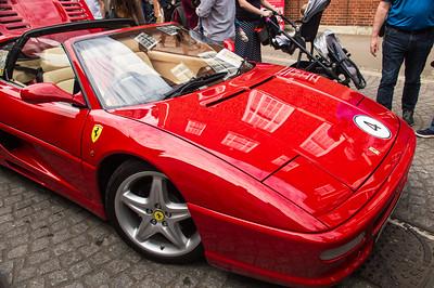 Ferrari Front End