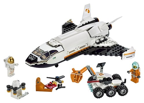 Mars Research Shuttle (60226)