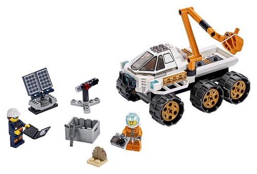 Rover Test Drive (60225)