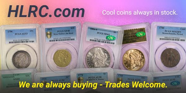 HLRC E-Sylum ad08 Cool Coins
